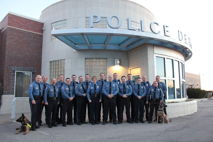 Andover Patrol Staff