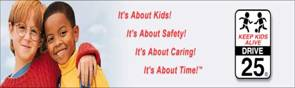 Kids Keep Alive Banner