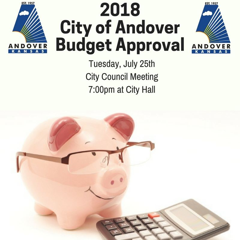 2018City of AndoverBudget Approval