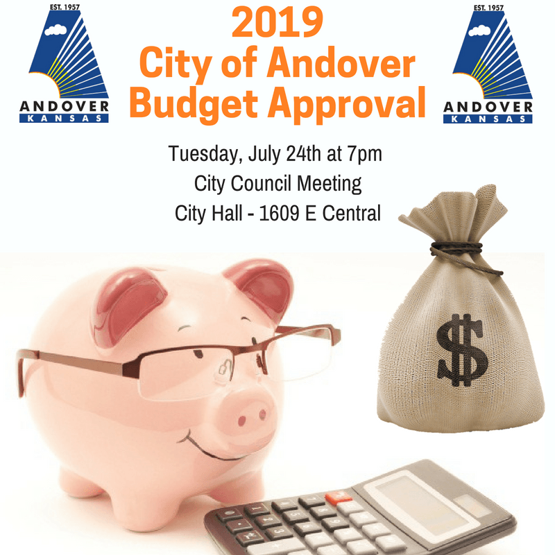 2019City of AndoverBudget Approval