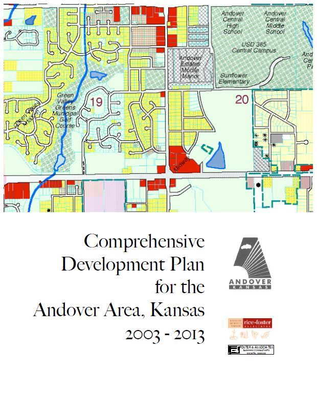 2003-2013 Comprehensive Plan
