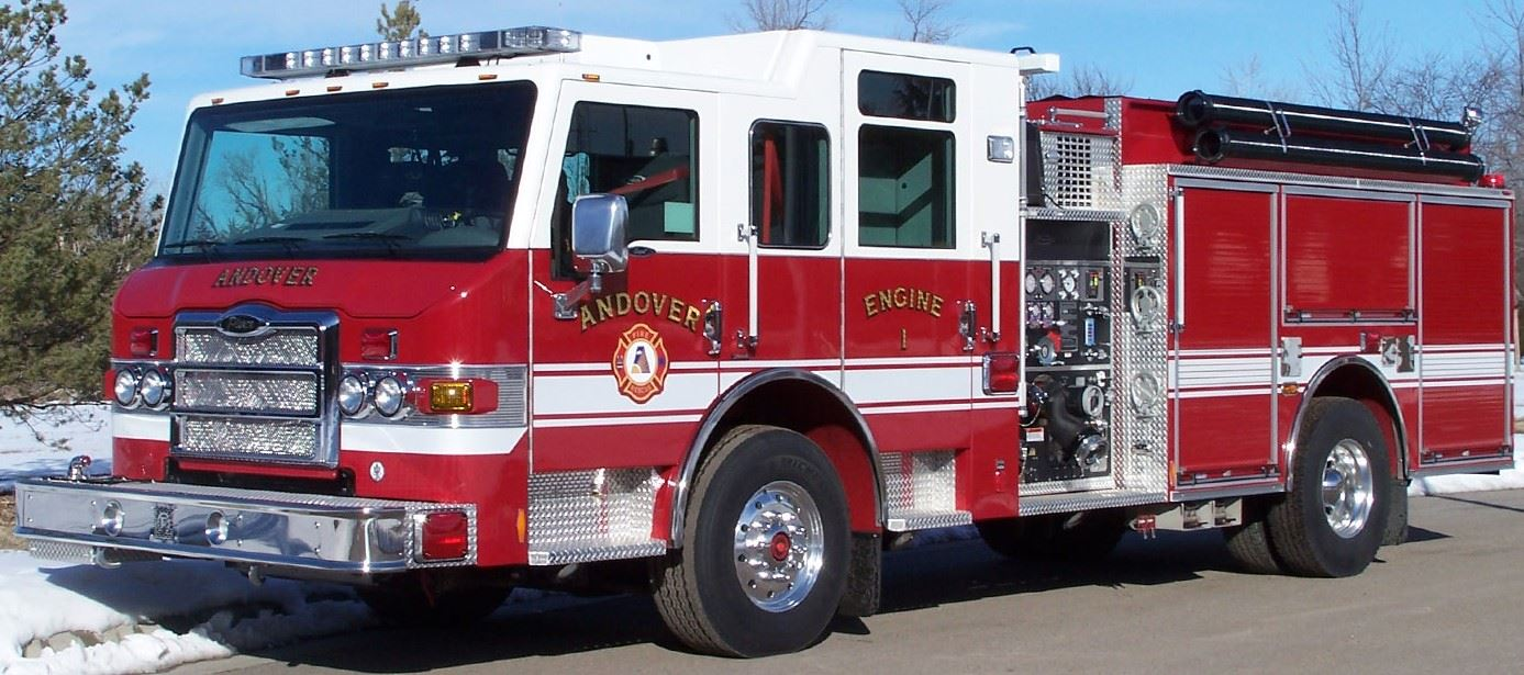 Andover Engine-1