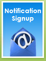 Notification Signup